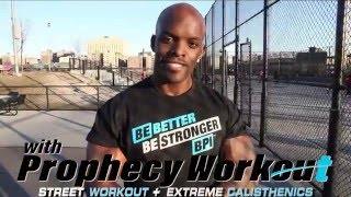 BPI Sports - Vortex - Featuring: Prophecy Workout