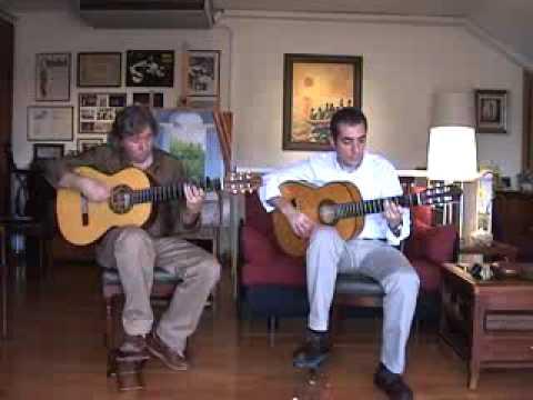 Rumba-Danzón. Dúo guitarra flamenca.