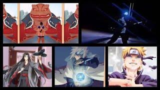 """Trào lưu biến hình thành nhân vật anime """"Rasengan"""": Bạn thích nhân vật nào nhất ?"""