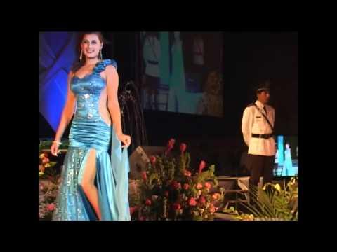 Elección Reina Provincial Morona Santiago 2010 (Parte 3 - Traje Gala)