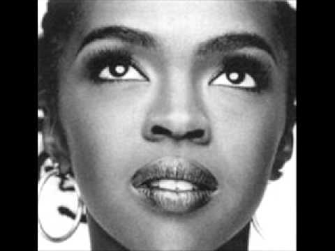 Lauryn Hill-Cant take my eyes off you Music Videos
