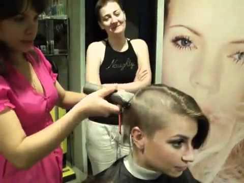 Girl Headshave 31 video