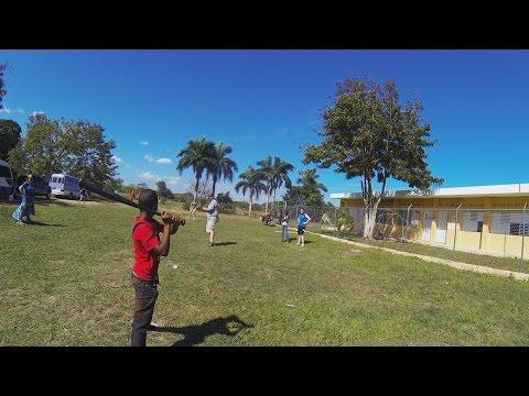 DR Mission Trip 2015 - Day 8 in village Los Fundos