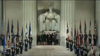 The Battle Hymn Of The Republic - Trump's Pre-Inauguration Jan 19th 2017