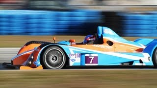 2013 ALMS Winter Test Sebring