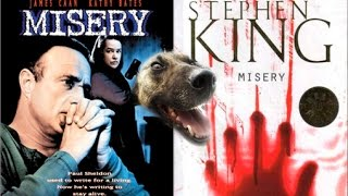 Libro vs Película: Misery