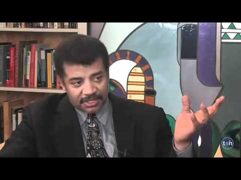 Neil Degrasse Tyson talks about religion