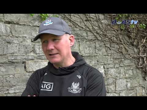 Jim Gavin Speaks To Dubs TV Ahead Of Leinster Final