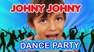 Johny Johny Dance Party Remix