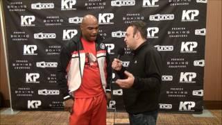 Amir Mansour talks Travis Kauffman fight