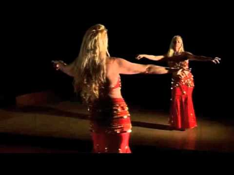 Shakira Belly Dance Choreography 1st Part To Whenever Whenever video
