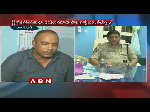 ACB Raids on  Eluru Civil Supplies Employee Muneswara Rao's House