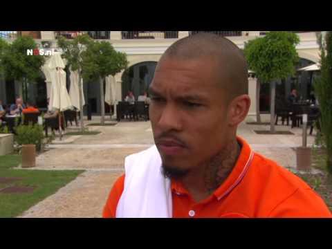 De Jong: zelf goed seizoen gedraaid | WK Voetbal 2014