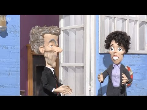 Newzoids | Broadchurch | Doctor Who | Peter Capaldi