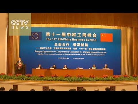 EU officials to discuss China's market economy status