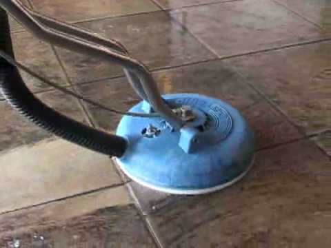 Grout And Tile Cleaning Machine Rental