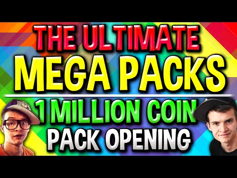 FIFA 14 | THE ULTIMATE MEGA PACKS!