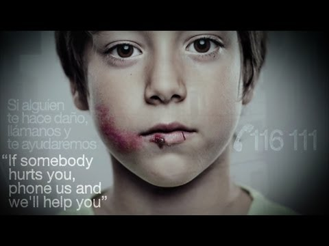 Secret Anti-Abuse Ad for Kids