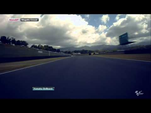 Mugello - Yamaha OnBoard