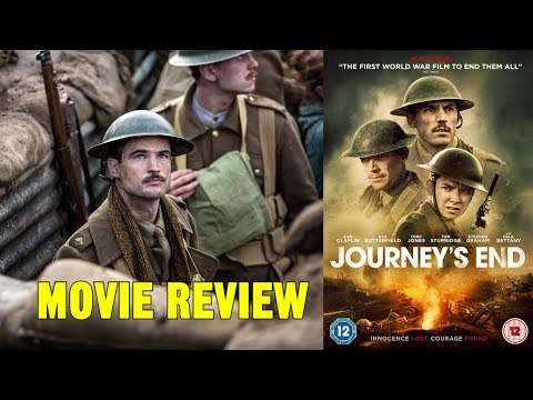 Journey's End (Sam Claflin, Paul Bettany) - Movie Review