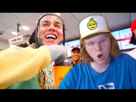 Is This Good? 6IX9INE- PUNANI (Official Music Video) REACTION