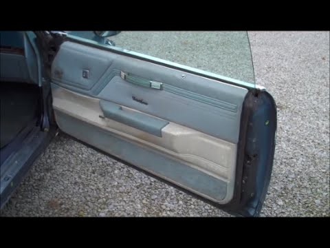 How To Door Panel Removal Classic G Body Garage YouTube