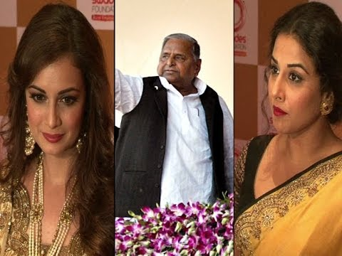 Vidya, Dia Appalled At Mulayam's Comment - Ians India Videos video