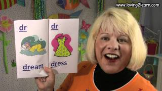 "Fun Word Pattern ""dr"" (Fun Phonics)"