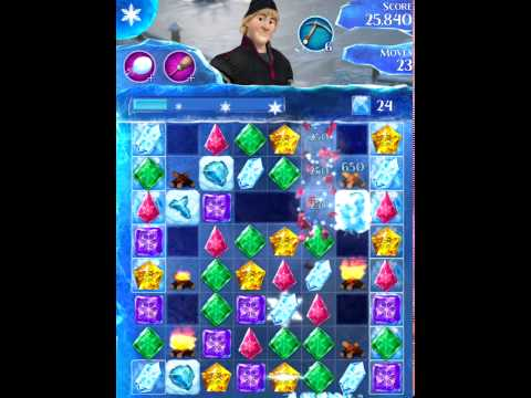 Disney Frozen Free Fall Level 216