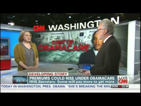 CNN Reports on Rising Health Care Premiums Due to Obamacare