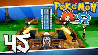 how to get rayquaza in alpha sapphire walkthrough