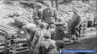 Documentary: Looted treasure during WWII (Actual footage)