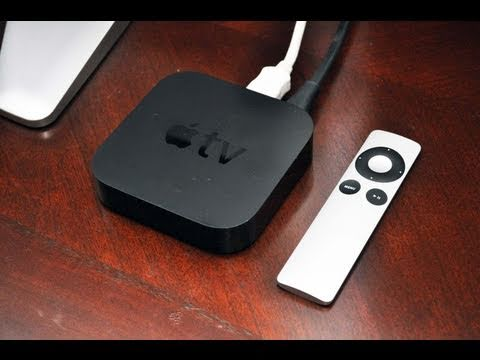 Apple TV (2nd Generation) 2010: Unboxing and Demo