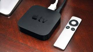 Apple TV (2nd Generation) 2010_ Unboxing and Demo