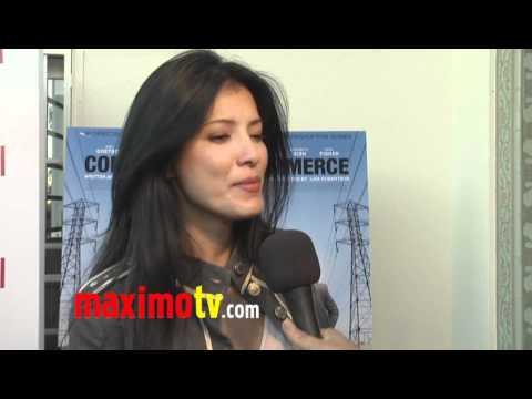 Kelly Hu i'm Not On Hugh Jackman's The Wolverine video
