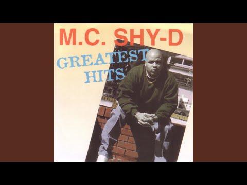 MC Shy D M.C. Shy-D Don't Sweat Me