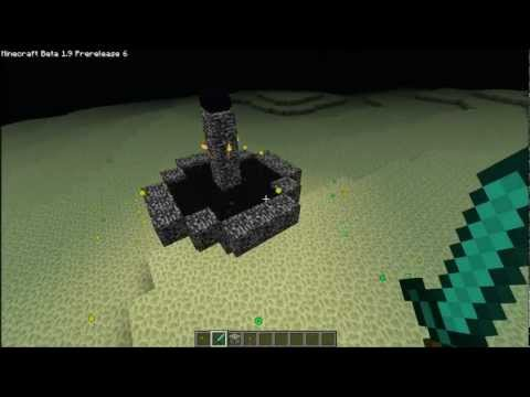 Minecraft 1 9 pre release 6 how to collect the enderdragon egg