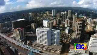New: Addis Ababa from sky
