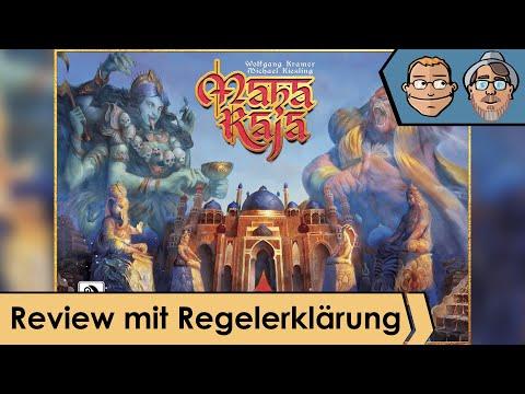 Maharaja – Brettspiel – Review und Regelerklärung