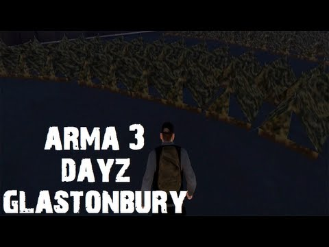 Arma 3 Dayz Zoombies mod with FT - Where's my tent ?