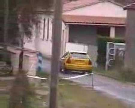 Honda Civic EK4 Rallye ADF Racing with HRED B16A 200+bhp