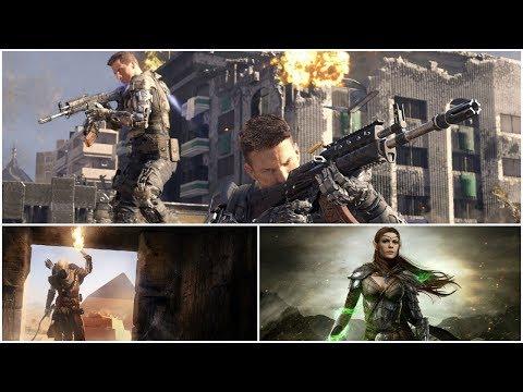 Слух – осенью выйдет Call of Duty Black Ops 4   Игровые новости