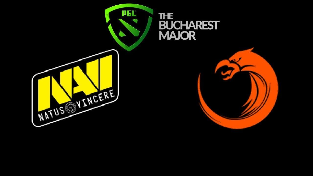 Navi vs TNC  PGL BUCHAREST MAJOR 2018 Highlights Dota 2