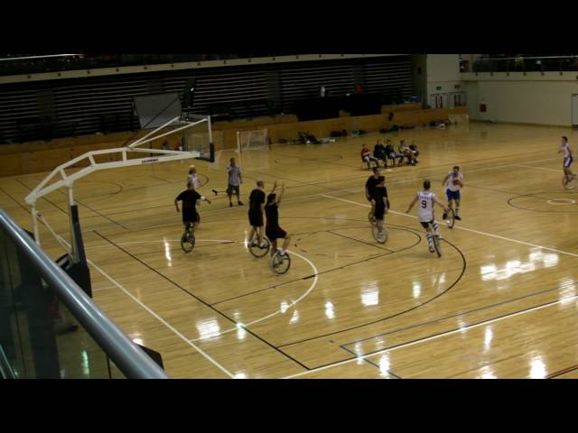 UNICON XV Unicycle Basketball Final pt4