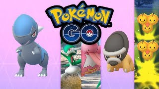 15 neue Sinnoh-Pokémon + XXL-Update | Pokémon GO Deutsch #873