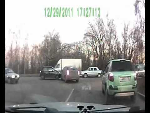 Авария в Воронеже на Набережной