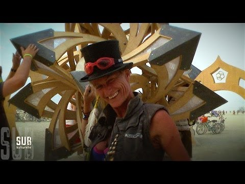 You can´t unburn the fire! - burning man documentary 2013