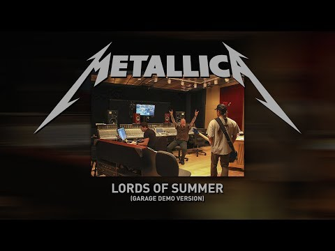 Metallica: Lords Of Summer (garage Demo Version) [audio Only] video