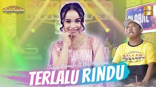 Download lagu Tasya Rosmala ft New Pallapa - Terlalu Rindu ( Live Music)