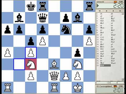 Blitz Chess #1176 with Live Comments Pirc Defence